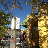 Photo taken at Jerusalem Garden by Michael S. on 10/17/2012