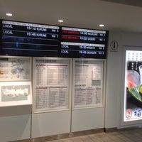 Photo taken at Platforms 3-4 by Masanori I. on 10/8/2013