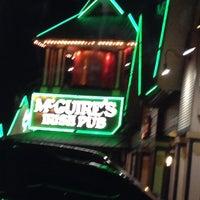 Photo taken at McGuire's Irish Pub of Destin by Melissa C. on 11/19/2012