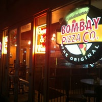 Photo taken at Bombay Pizza Co. by Randy M. on 11/24/2012