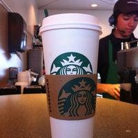 Photo taken at Starbucks by Randy M. on 3/9/2013