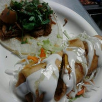 Photo taken at Cilantro Mexican Grill by Jill M. on 1/23/2013