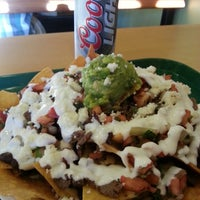 Photo taken at Cilantro Mexican Grill by Jill M. on 11/4/2013