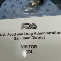 Photo taken at U.S. Food and Drug Administration by Papaya P. on 4/19/2013