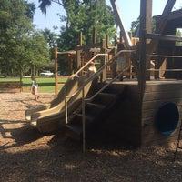 Photo taken at DuBois Park by Katrina W. on 6/20/2014
