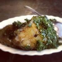 Photo taken at Ayam Goreng Kalasan by Widya W. on 12/16/2012