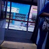 Photo taken at Estação Tubo Praça Tiradentes (Ligeirinho - Linhas 304/307/607) by Nutty M. on 1/19/2013