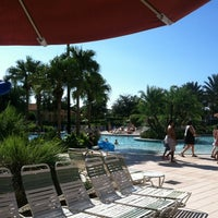 Photo taken at Holiday Inn Club Vacations Orlando - Orange Lake Resort by Susan C. on 10/24/2012