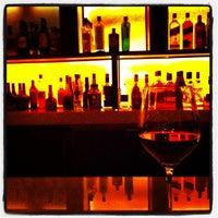 Photo taken at Proof Vodka Bar by Alex R. on 2/3/2013