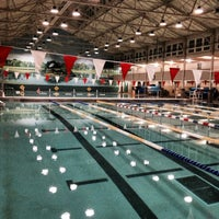 Photo taken at Richmond Municipal Natatorium (The Plunge) by Gill S. on 4/26/2014