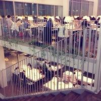 Photo taken at 이화여자대학교 ECC 열람실 (Ewha Womans University ECC Center Library) by Scarlett H. on 4/21/2013