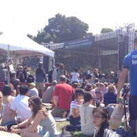 Photo taken at Symphony In the Park at Dolores Park by CINDY T. on 7/21/2013