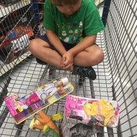 Photo taken at Walmart Supercenter by Meagan D. on 8/10/2016