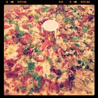 Photo taken at Extreme Pizza by Nicki L. on 3/10/2013