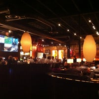 Photo taken at BJ's Restaurant and Brewhouse by Dennis U. on 2/12/2013