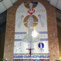 Photo taken at Paróquia Nossa Senhora da Conceição by Alexandre A. on 3/27/2013