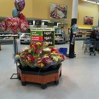 Photo taken at Walmart Supercenter by Kristina Y. on 2/4/2017