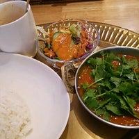 Photo taken at ネパールアジアンキッチン マチャプチャレ by しおまき on 11/6/2015