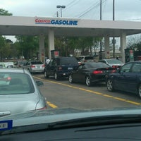 Photo taken at Costco Gas by Ray Y. on 3/23/2013