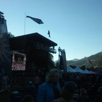 Photo taken at Telluride Blues and Brews Festival by Amber W. on 9/17/2012