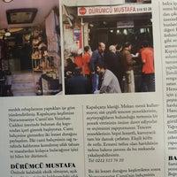 Foto tomada en Dürümcü Mustafa por Mustafa C. el 1/28/2017