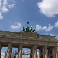 Photo taken at Berlin City Tour – Brandenburger Tor by March Q. on 7/3/2014