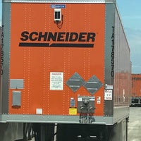 Photo taken at Schneider National by Steven G. on 6/20/2017