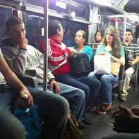 Photo taken at NJT - Bus 30 by Susan C. on 6/7/2013