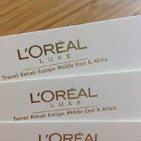 Photo taken at L'Oréal Produits de Luxe by quentin b. on 5/17/2013