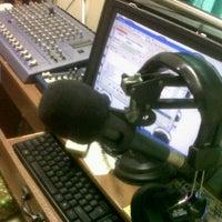 Photo taken at Ureka (unimus radio kampus) 107.05 fm by Bobbious fefew S. on 2/22/2013