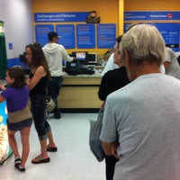 Photo taken at Walmart Supercenter by John T. on 10/20/2012