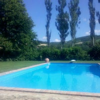 Photo taken at Villa Isola by Federico on 7/6/2013