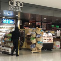 Photo taken at CIBO Express Gourmet Market by d b. on 10/18/2013