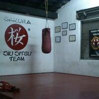 Photo taken at Sakura by Marcelo A. on 11/2/2012