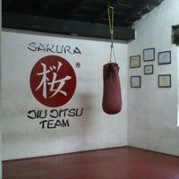 Photo taken at Sakura by Marcelo A. on 11/16/2012
