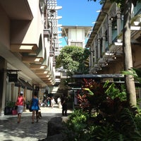 Photo taken at Ala Moana Center by Edward M. O. on 4/25/2013