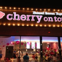 Photo taken at Cherry On Top by Matthew P. on 9/15/2012