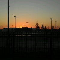 Photo taken at Fort Snelling LRT Station by Kristian A. on 9/30/2012