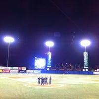 Foto tomada en Estadio Francisco Michelli por Ryan P. el 12/28/2012