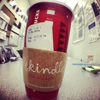 Photo taken at Starbucks by Daniel T. on 11/14/2012