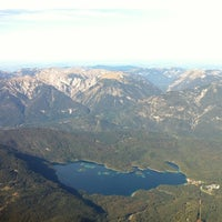 Photo taken at Zugspitze (2962m) by River H. on 10/5/2012