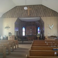 Photo taken at Saint John Lutheran Church by Kyle S. on 2/10/2014