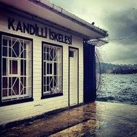 Das Foto wurde bei Kandilli Sahili von Seren G. am 3/16/2013 aufgenommen
