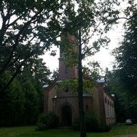 Photo taken at Salas Sv.Jāņa ev.Luterāņu baznīca by Edgars P. on 8/31/2013