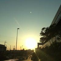 Photo taken at 有松インター交差点 by tomoryoshka on 9/19/2013
