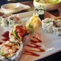 Photo taken at Domo Sushi by Klemen V. on 7/19/2013