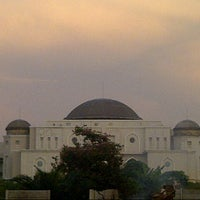 Photo taken at Masjid Nur Asmaul Husna by Sigit W. on 12/1/2012