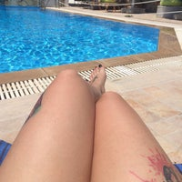 Photo taken at Ponti Resort by Ιωαννα ρ. on 5/31/2015