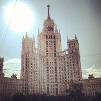 Photo taken at Bolshoy Ustyinsky Bridge by phiksu on 7/2/2013