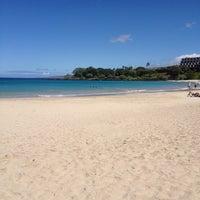 Das Foto wurde bei Mauna Kea Beach von jennifer t. am 9/24/2012 aufgenommen